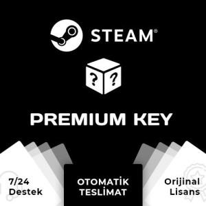 Steam Random Premium Key