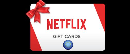 Netflix Gift Card 50 Euro
